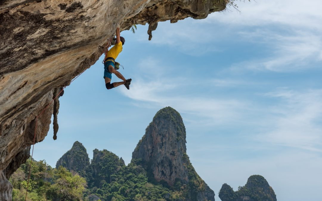 """Climbing the """"Wall of Worry"""""""